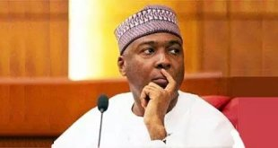 Saraki Is Not From Kwara State - AbdulGaniyu Abdulrazak
