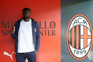 Tiemoue Bakayoko sends message to Chelsea after AC Milan move SERIE A