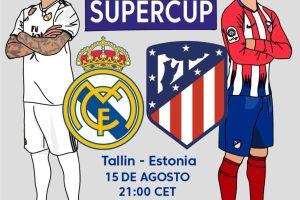 Real Madrid 2 vs 4 Atletico Madrid (UEFA Super Cup) - Highlights & Goals