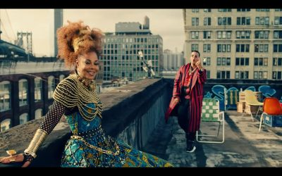 Janet Jackson x Daddy Yankee – Made For Now