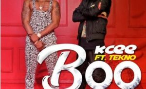 MUSIC: Kcee ft. Tekno – Boo