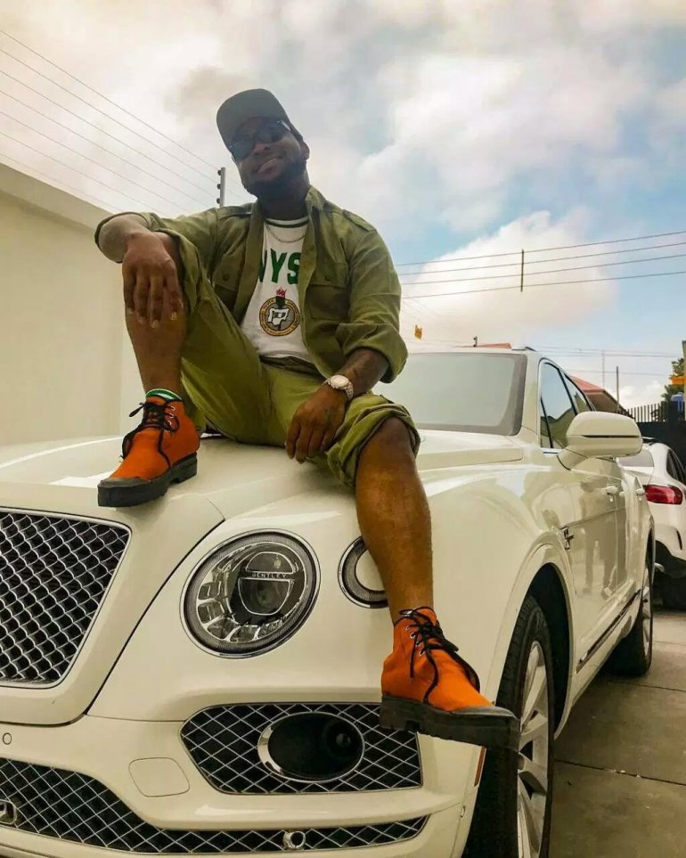 NYSC Overpowers Davido, Forces Him To Cancel His US Tour (See Full Gist)