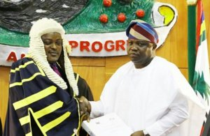 Lagos State Assembly Breaks Silence On Alleged Plan To Impeach Governor Ambode
