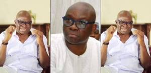 Fayose Cries Out From His Hideout, Talks About Osun Election