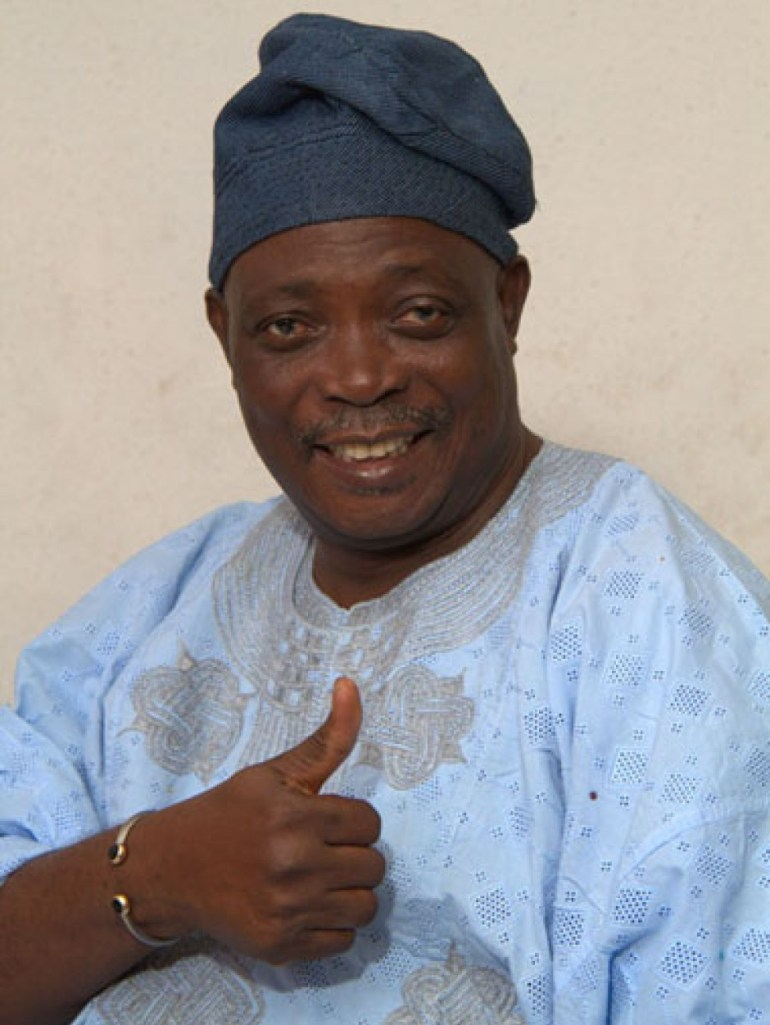 Sen. Rasheed Ladoja Reportedly Collapsed And Rushed To UCH