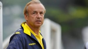 Gernot Rohr Speaks Ahead Of Super Eagles Must Win Clash Against Seychelles
