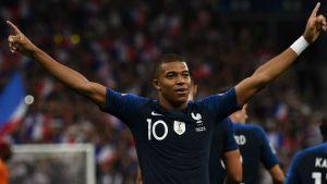 France 2 vs 1 Netherlands (UEFA 'League) - Highlights & Goals