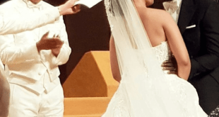 PHOTOS: See The Moment Pastor Chris Watches His Daughter Kiss Her Hubby