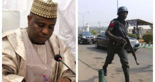 BREAKING NEWS: Hoodlums Attack Sokoto State Governor, Aminu Tambuwal's Convoy… One Killed