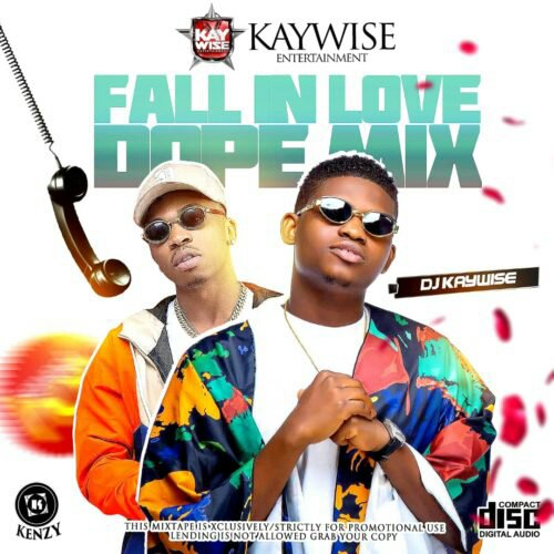 Mixtape: DJ Kaywise – Fall In Love Dope Mix