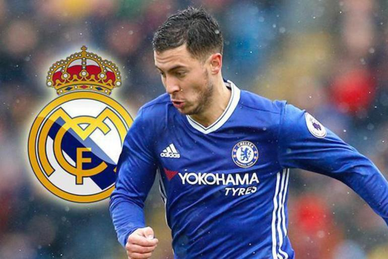 Eden Hazard Ready To Move To Madrid…And Real Madrid Reacts