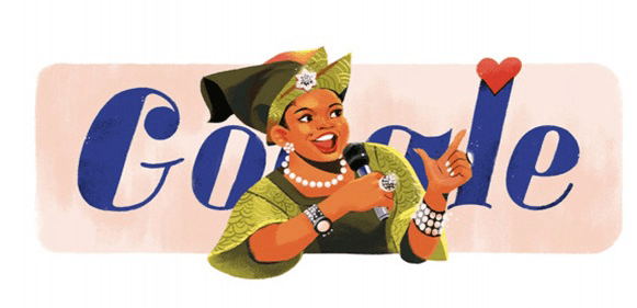 Christy Essien-Igbokwe Celebrated By Google On Her 58th Posthumous Birthday