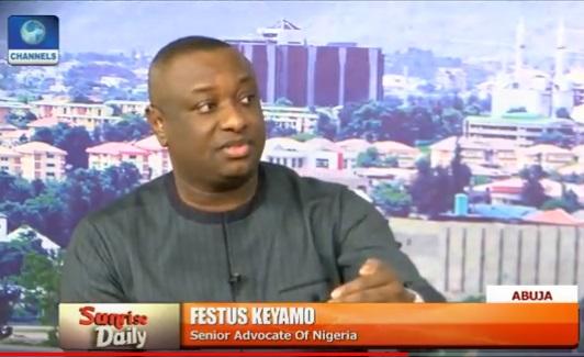 PDP Flying US Investigators To Hunt Examiners Over Buhari's WAEC Scripts - Festus Keyamo