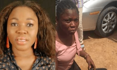 Popular Nollywood Actress Caught Stealing Again In Lagos