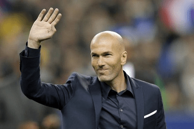 Zinedene Zidane Might Be The Next Manchester United's Manager