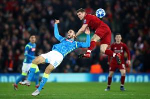 Video: Liverpool 1 vs 0 Napoli (Champions League) Highlights & Goals
