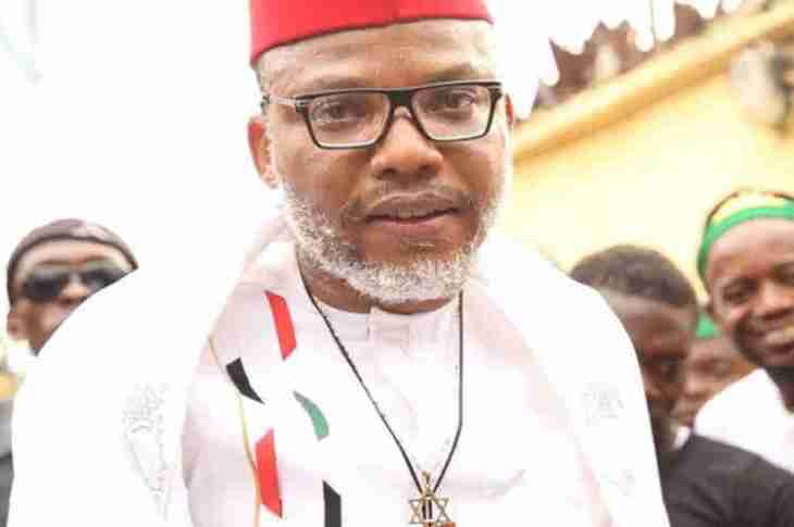 Nnamdi Kanu Insists Buhari Is Dead, Blasts PDP