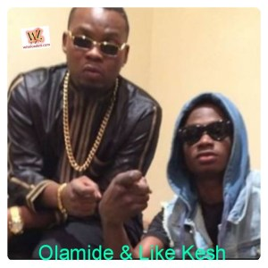 Nigerians Drag Lil Kesh And Olamide For Promoting