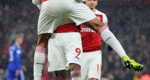 Arsenal vs Cardiff 2-1 - Highlights & Goals (Download Video)