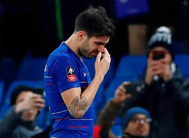 Cesc Fabregas Emotional Farewell Message To Chelsea Fans