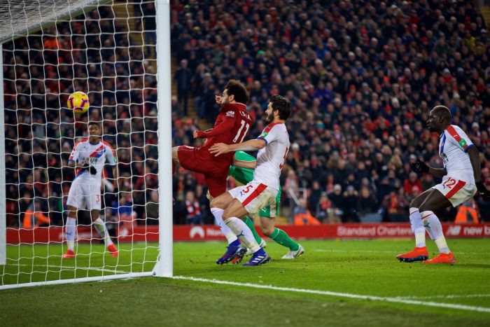 Liverpool vs Crystal Palace 4-3 – Highlights & Goals