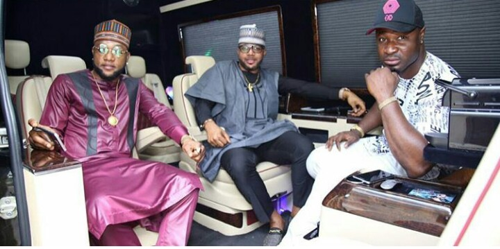 Harrysong Reconciles With 5 Star Music Boss, E-Money And Kcee
