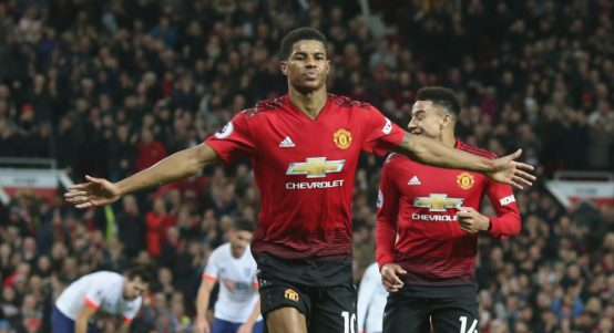 EPL: Solskjaer disagrees with Mourinho over Rashford