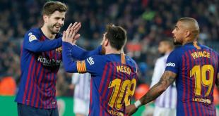 Barcelona vs Real Valladolid 1-0 - Highlights & Goals