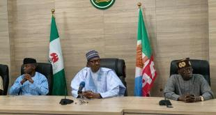 INEC Declares Nigeria Presidential Election Winner