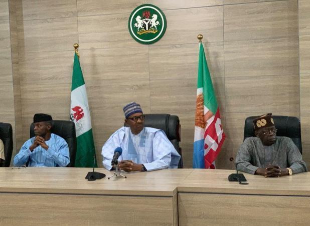 INEC Declares Nigeria Presidential Election Results