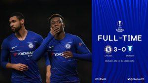Chelsea vs Malmo 3-0 (AGG 5-1) - Highlights & Goals