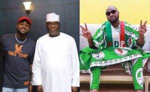 Atiku Claims Davido Is The King Of Nigerian Music