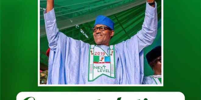2019 PRESIDENTIAL ELECTION: Buhari Victory, Emancipation Of The Masses