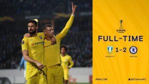 Malmo vs Chelsea 1-2 - Highlights & Goals
