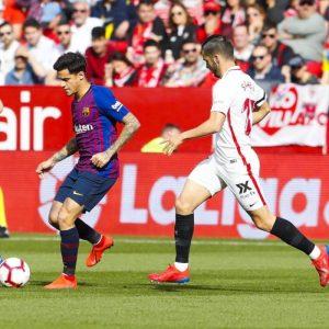 Sevilla vs Barcelona 2-4 - Highlights & Goals