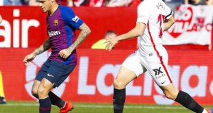 Sevilla vs Barcelona 2-4 - Highlights & Goals