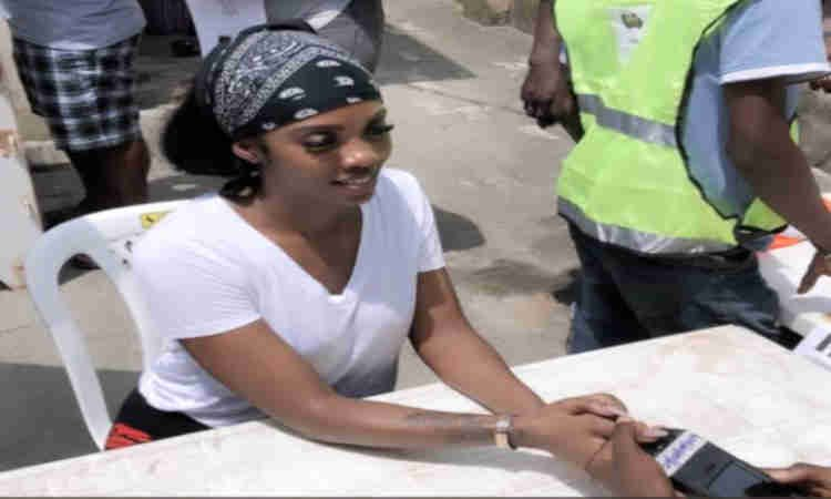 What Really Happened In My Polling Unit - Tiwa Savage