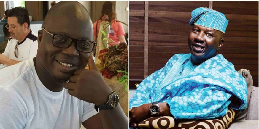 Yoruba Actor, Mr Latin Gives Update On Baba Suwe's Failing Health