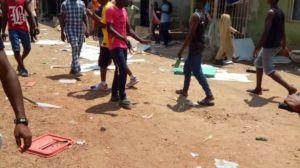 Hoodlums Hijacked Ballot Boxes In Kogi Defiles Buhari's Order