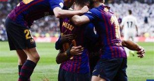 Real Madrid vs Barcelona 0-3 (AGG 1-4)- Highlights & Goals