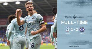 Cardiff vs Chelsea 1-2 - Highlights & Goals