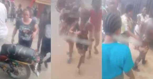 Gas Explodes At The University Of Amala, Injured Many People (Video)
