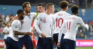 Montenegro vs England 1-5 - Highlights & Goals