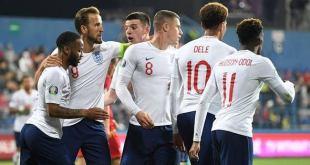 Montenegro vs England 1-5 - Highlights & Goals