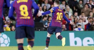Real Betis vs Barcelona 1-4 - Highlights & Goals