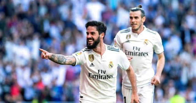 Real Madrid vs Celta Vigo 2-0 - Highlights & Goals