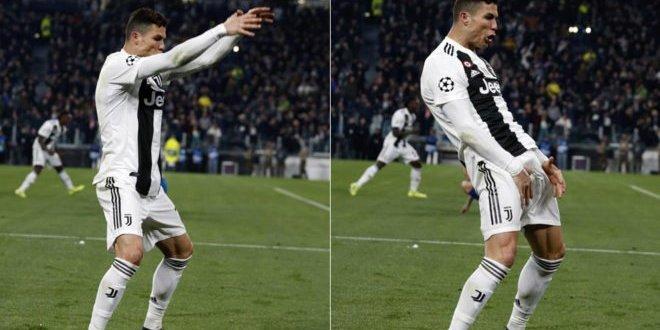 Ronaldo Escapes Ban But To Pay Fine
