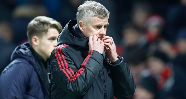 Ole Gunnar Solskjaer's contract terminated