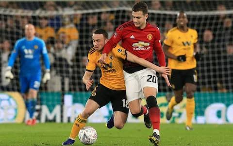 Wolves vs Manchester United 2-1 - Highlights & Goals