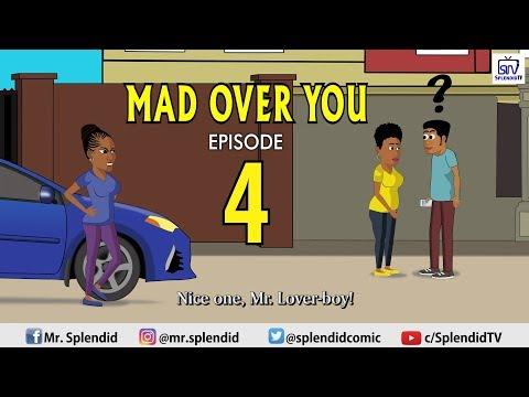 Splendid Cartoon - Mad Over You (Episode 4)